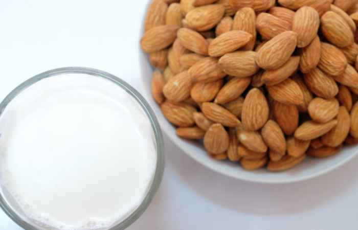 Almond Milk Never Eat After 40