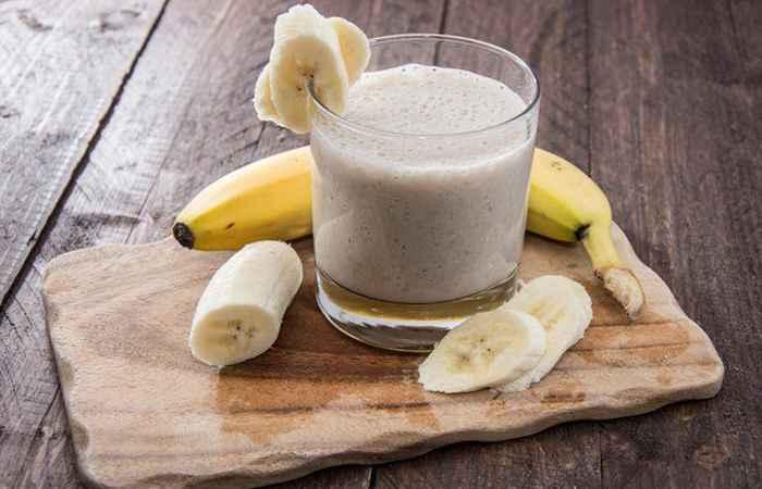 Banana Ginger Smoothie Recipe