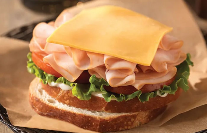 Cheese and Turkey for Weight Loss