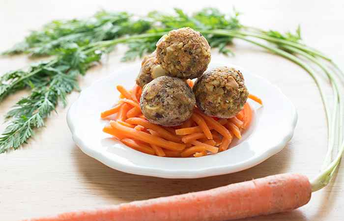 No Bake Carrot Cake Balls for Weight Loss