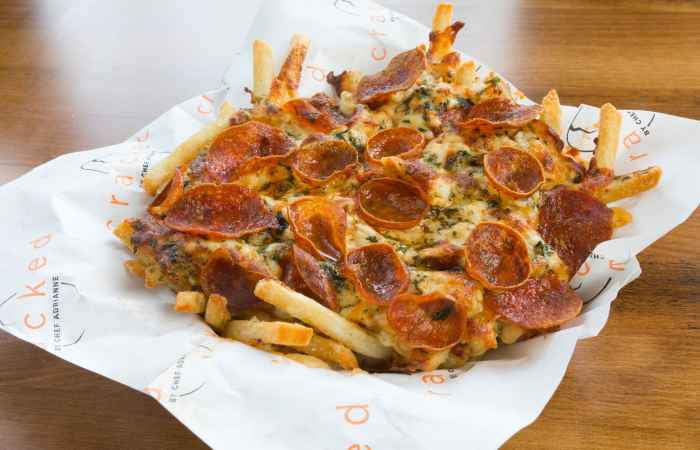 Pepperoni Fries for Weight Loss