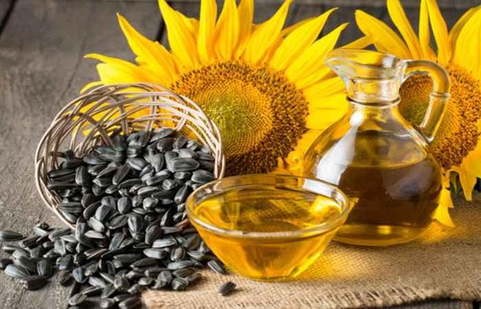 Sunflower Oil For High Blood Pressure
