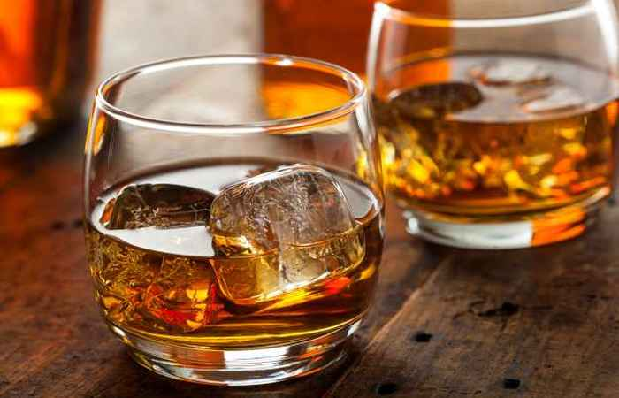 A Bit of Whisky for Healthy Long Life