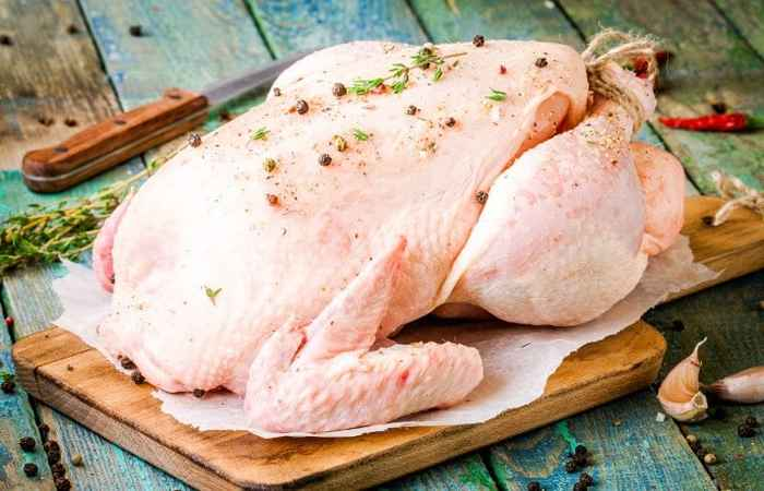Add More White Meat for Healthy Long Life
