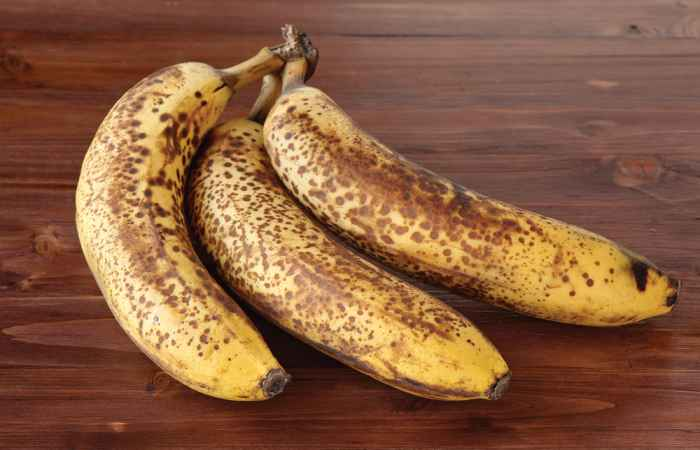 Bananas for Healthy Long Life