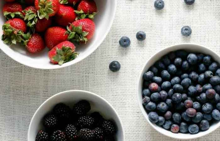 Berries for Healthy Long Life