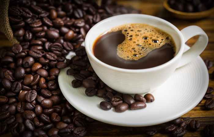 Coffee for Healthy Long Life