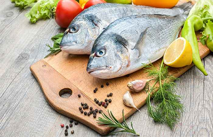 Fish for Healthy Long Life