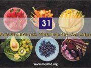 Best Foods for Living Long Life