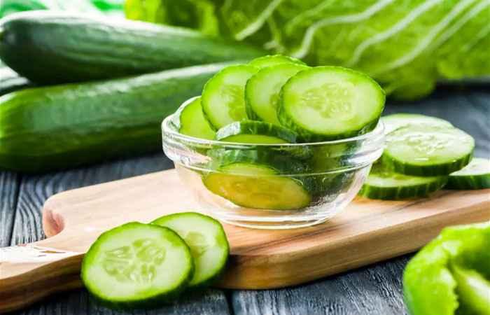 Cucumber Get Rid of Acne