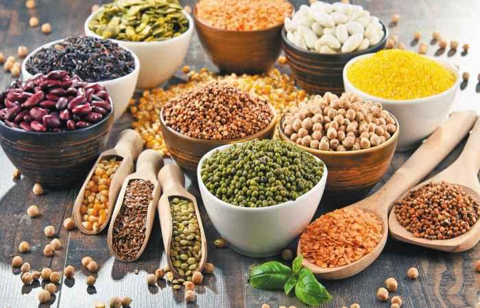 Legumes Get Rid of Acne