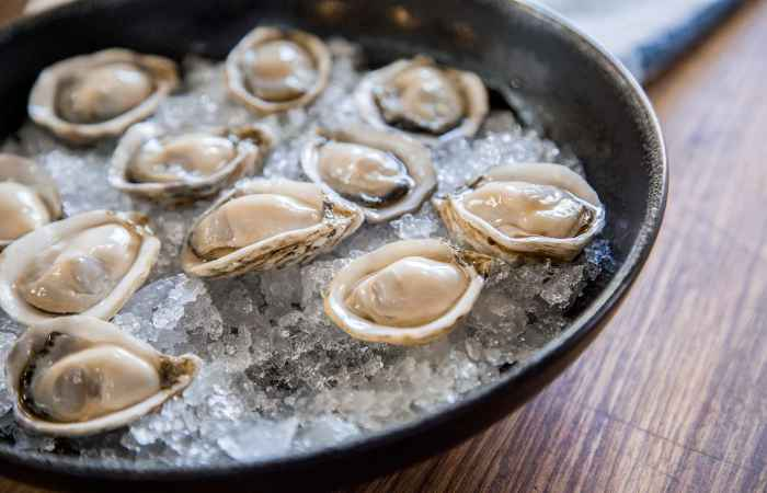 Oysters Get Rid of Acne
