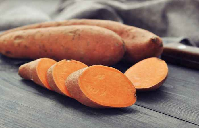 Sweet Potatoes Get Rid of Acne
