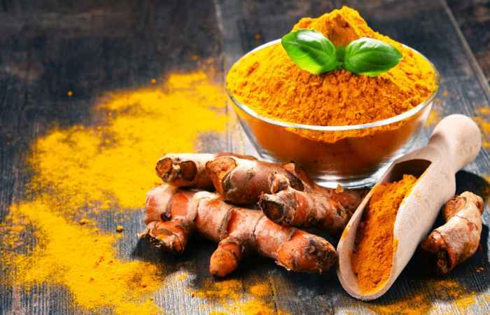Turmeric Get Rid of Acne