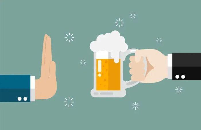 Alcohol Cancer Risk Overstated