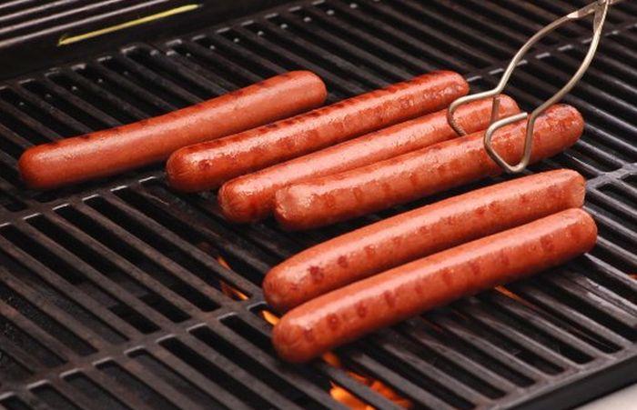 Hot Dog Cancer Warning