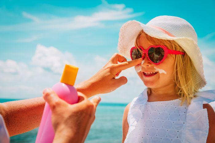 Sunscreen Cancer Study
