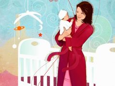 Obsessive compulsive behavior after giving birth