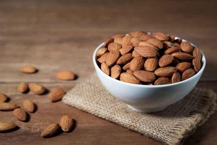 Almonds can help sleep
