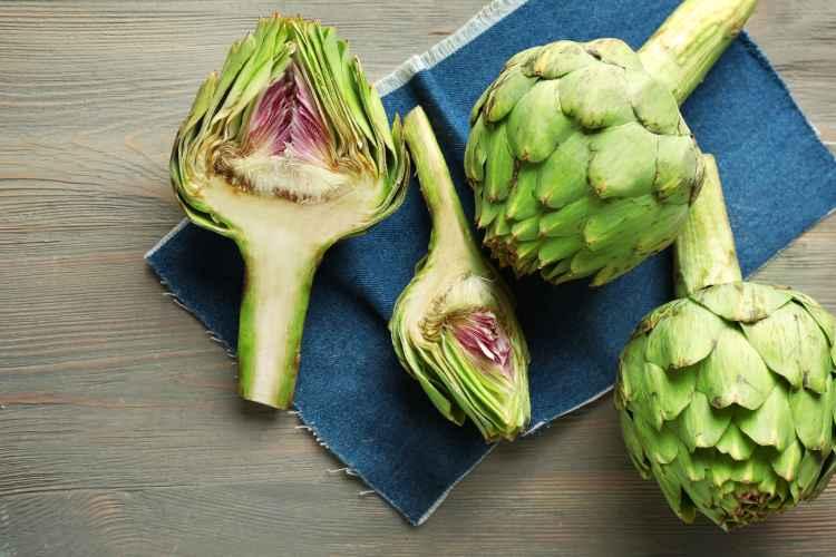 Artichokes Low Carb Vegetable
