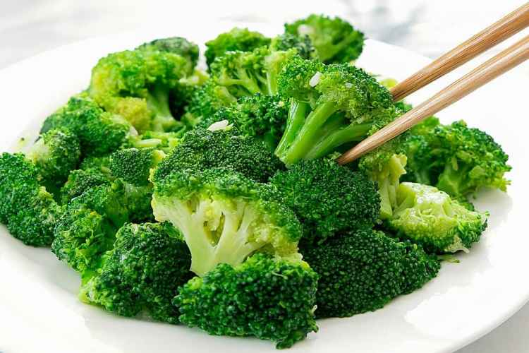 Broccoli Low Carb Vegetable
