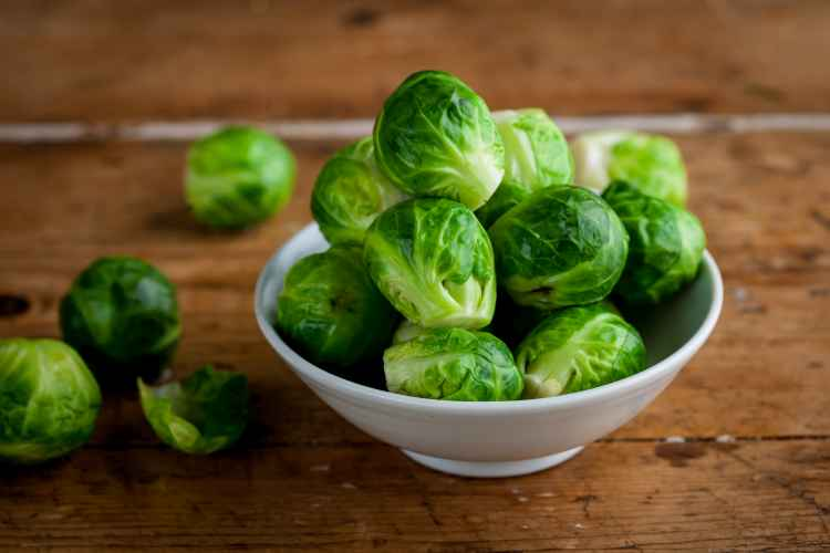 Brussels Sprouts Low Carb Vegetable
