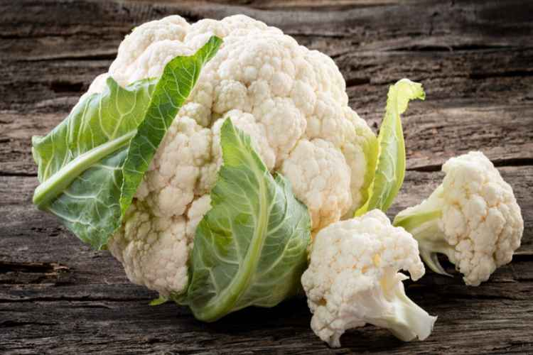 Cauliflower Low Carb Vegetable