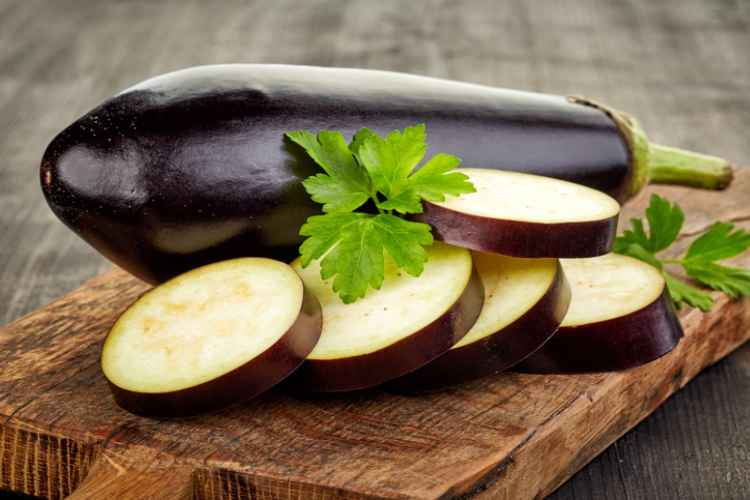 Eggplant Low Carb Vegetable