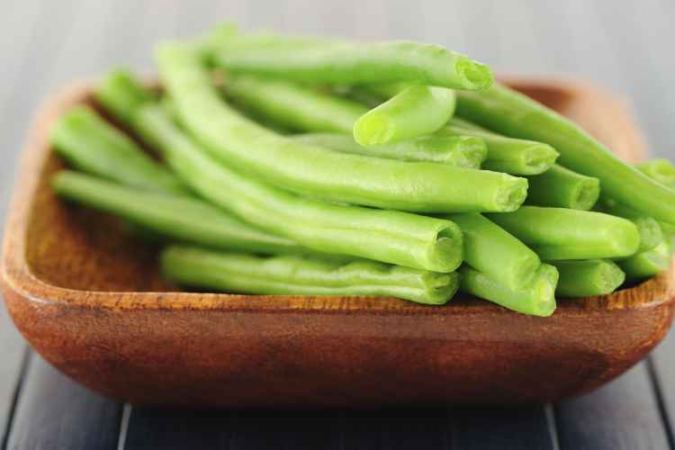 Green Beans Low Carb Vegetable