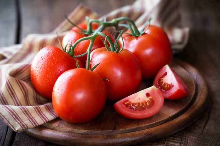 Tomatoes Low Carb Vegetable