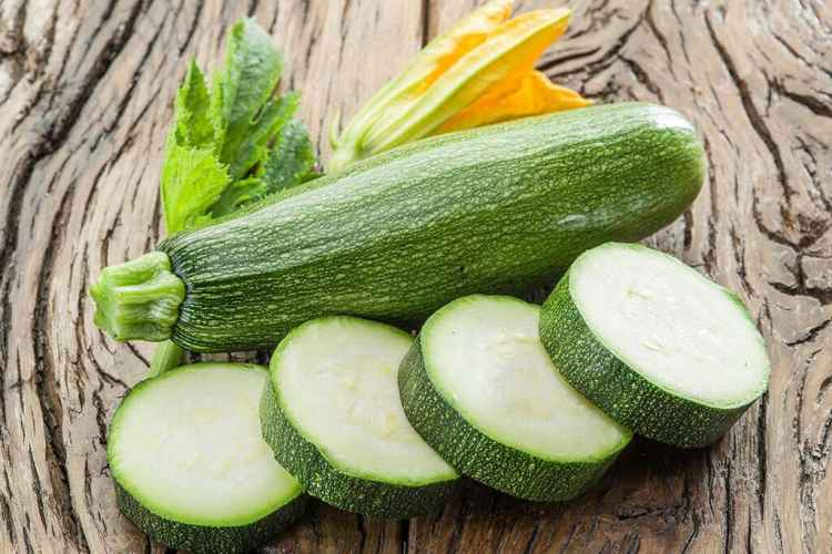 Zucchini Low Carb Vegetable